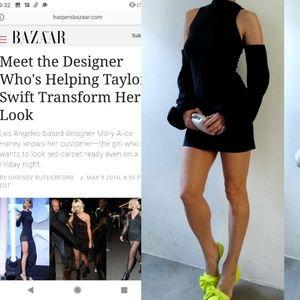 💙HANEY celebrity designer Revolve beyond LBD 4